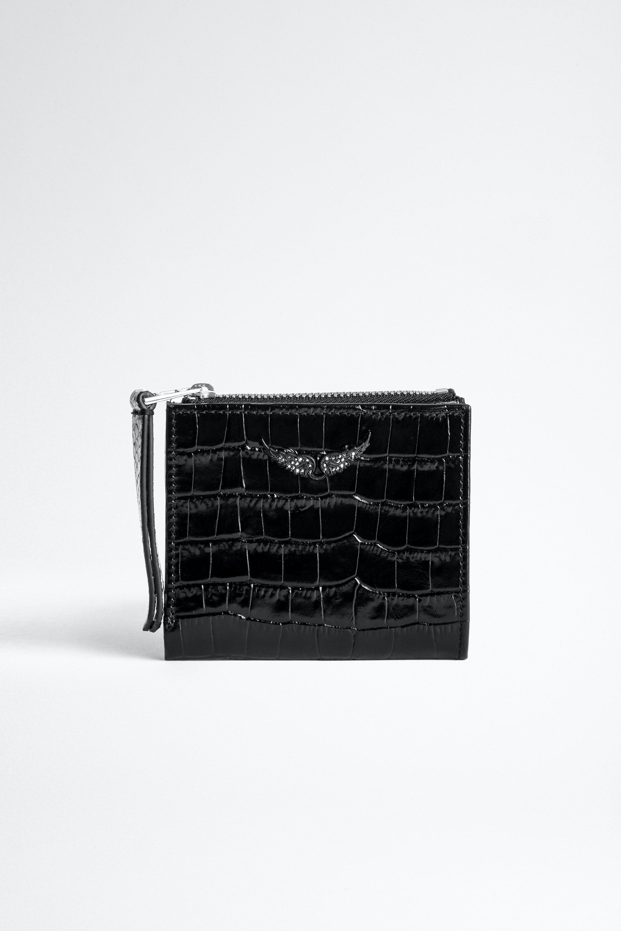 ZV Fold Croco Coin Purse