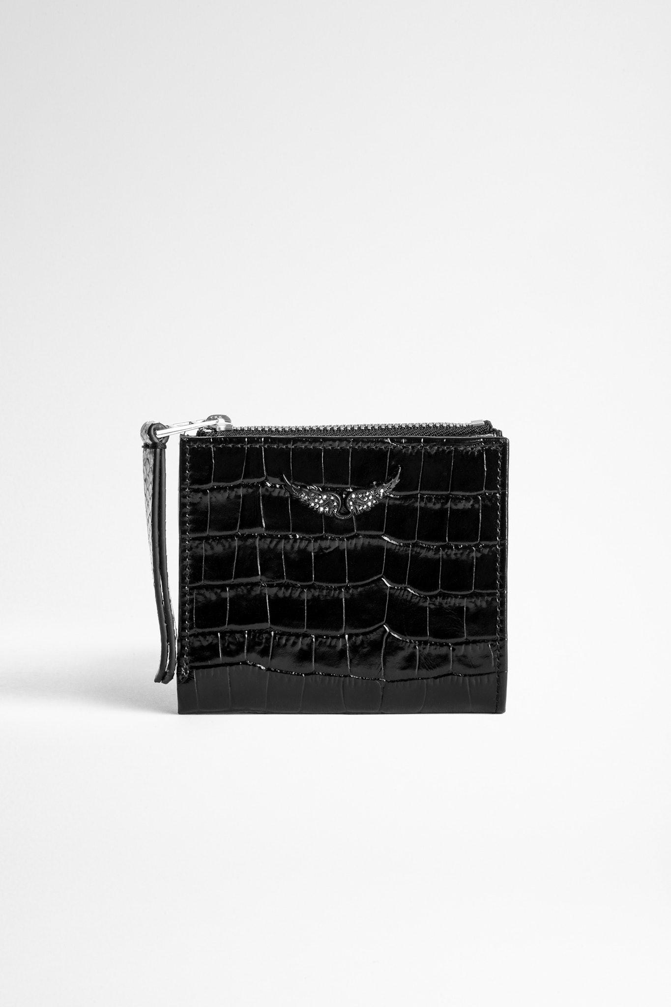 Porte-Monnaie ZV Fold Croco