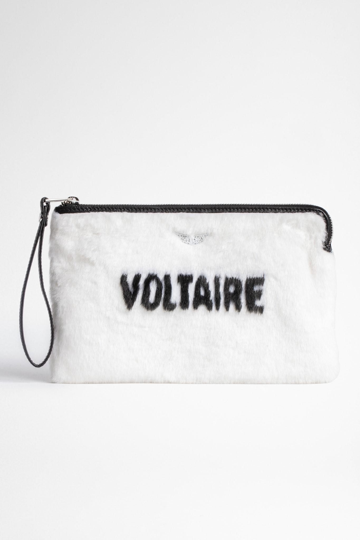 Pochette Uma Fluffy Voltaire