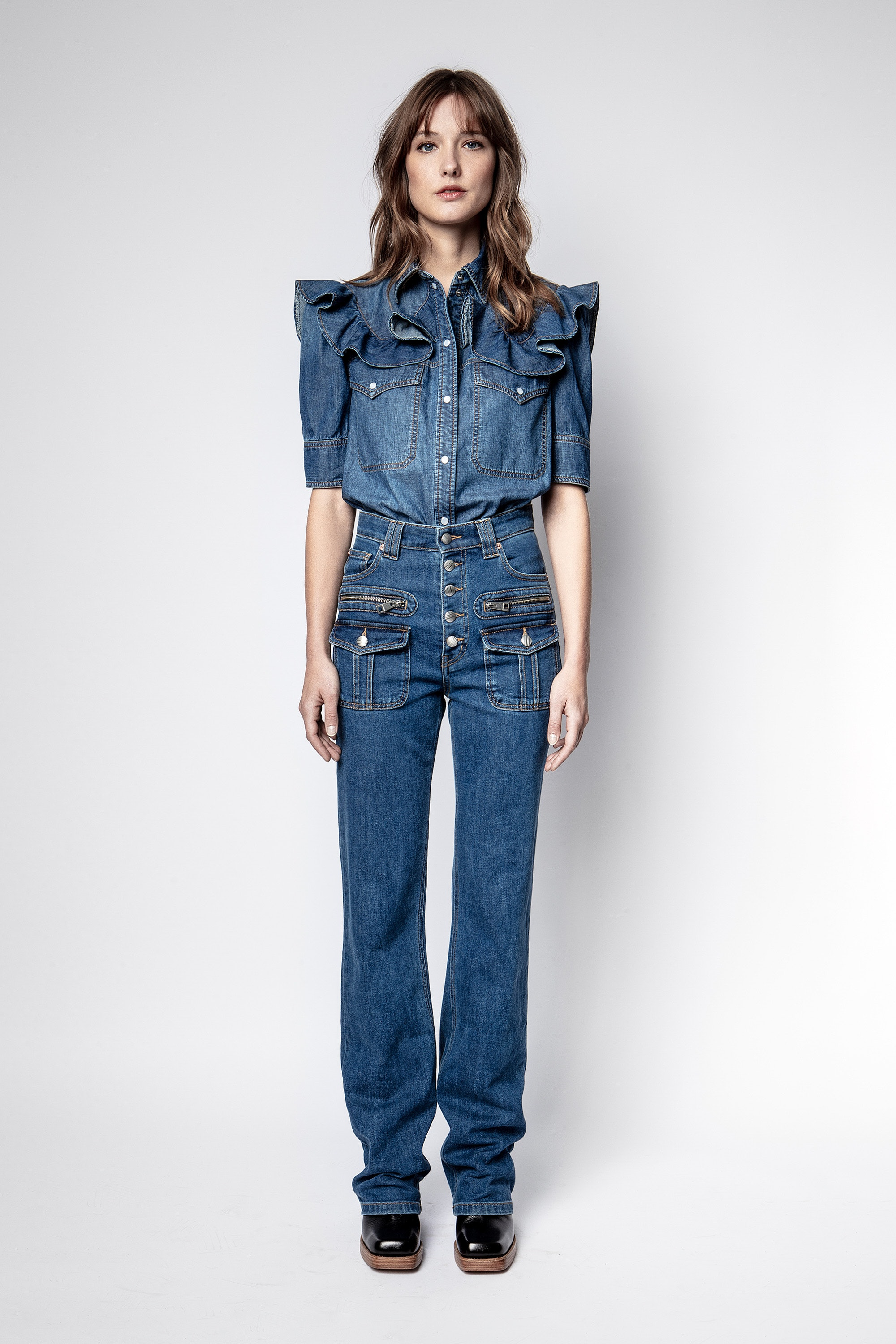 Toky Denim Shirt