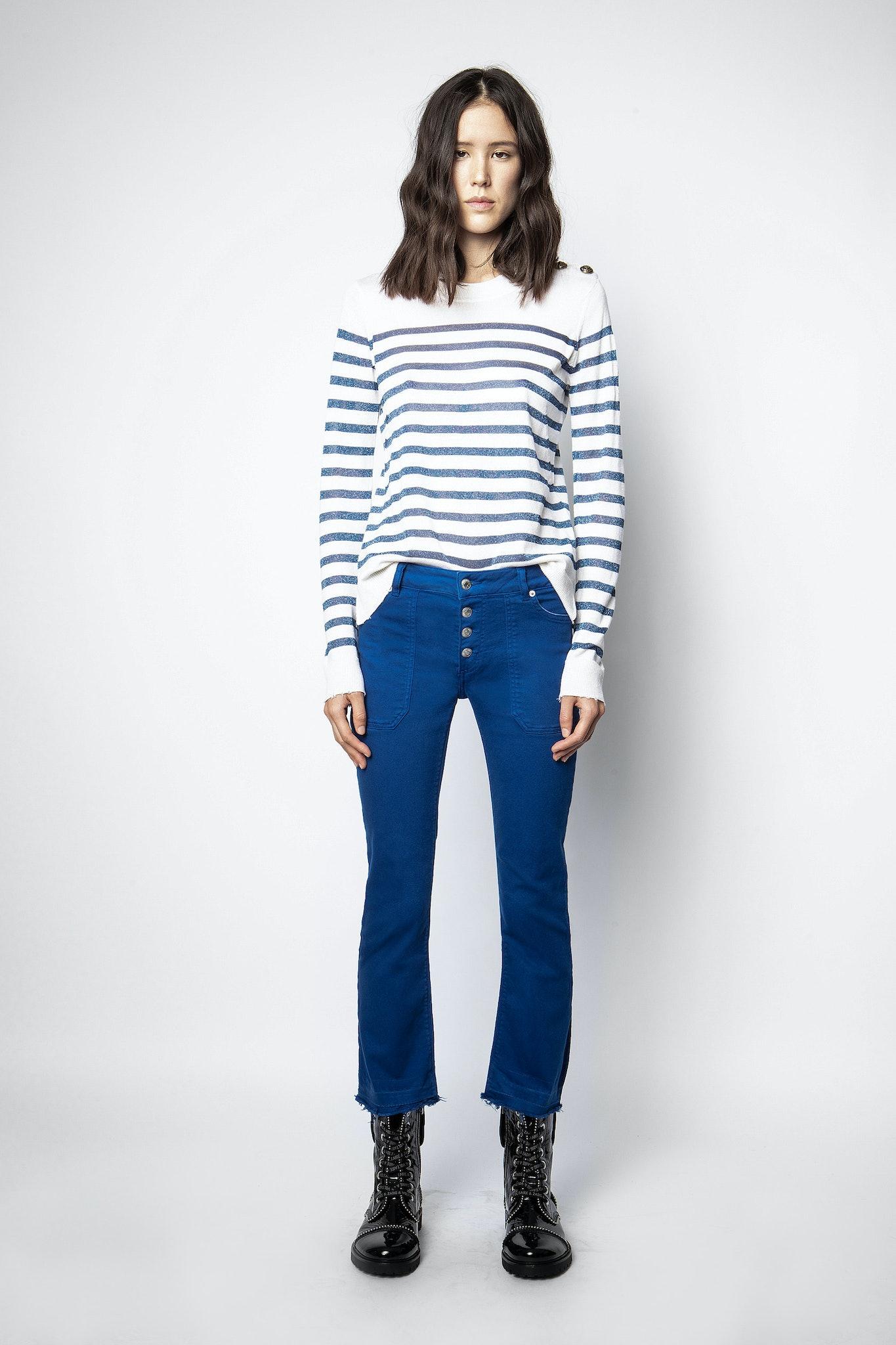 Londa Denim Color Jeans
