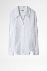 Camisa Topy Popelín