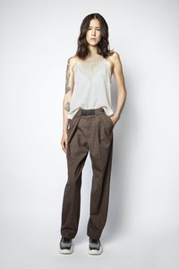 Phoebe Carreaux Pants