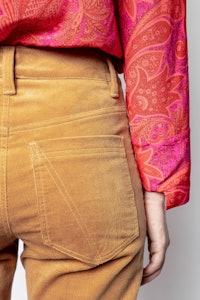 Pantalón Pistol Velvet Used