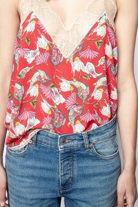 Christy Paisley Psyche Camisole