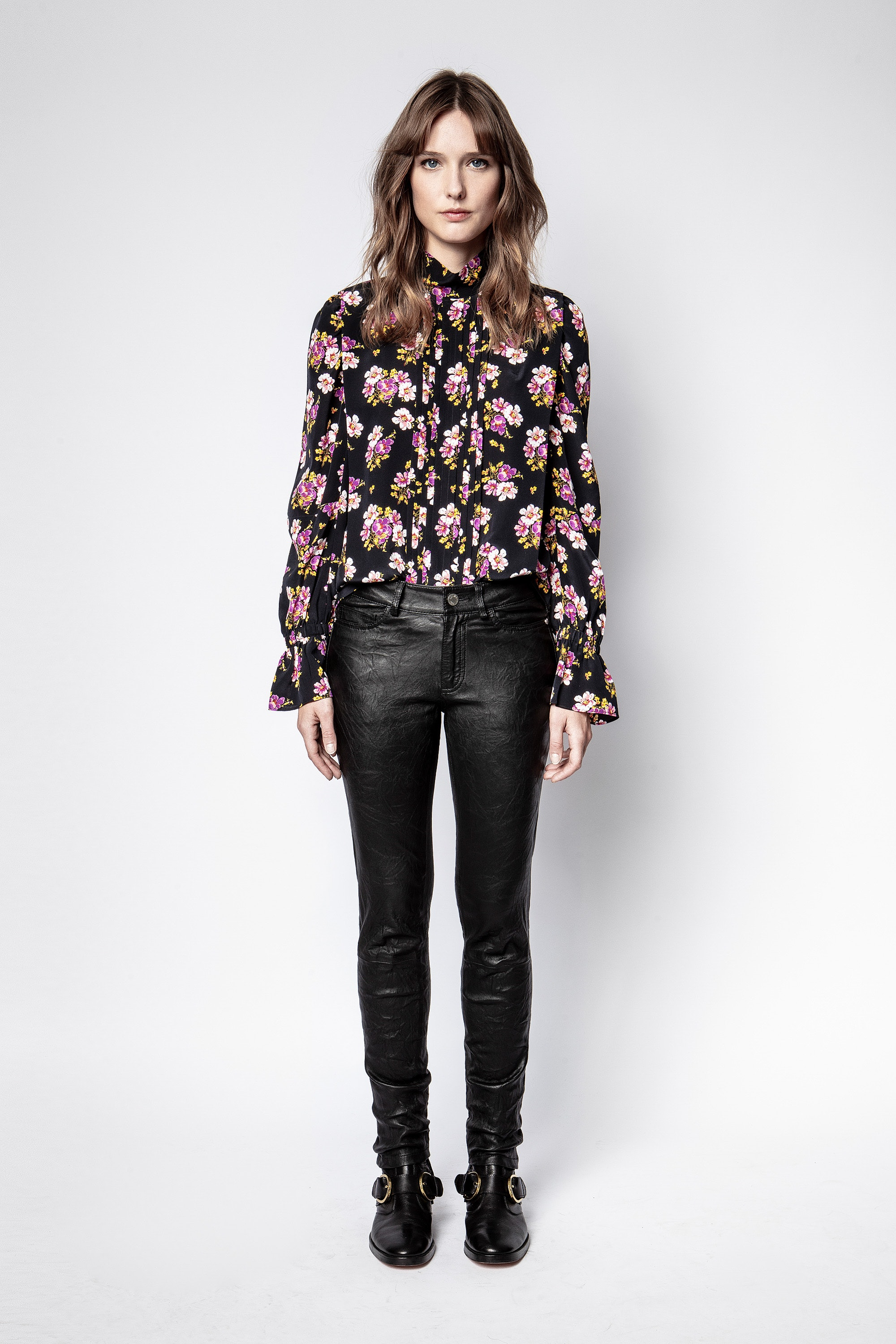 Tabbi Peonies Top