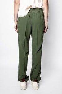 Pantalon Pomy Crepe