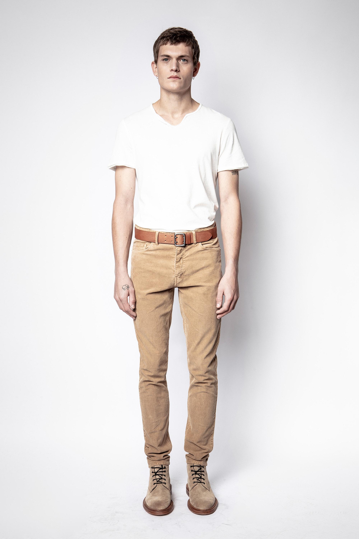 Pantalon David Velvet Used