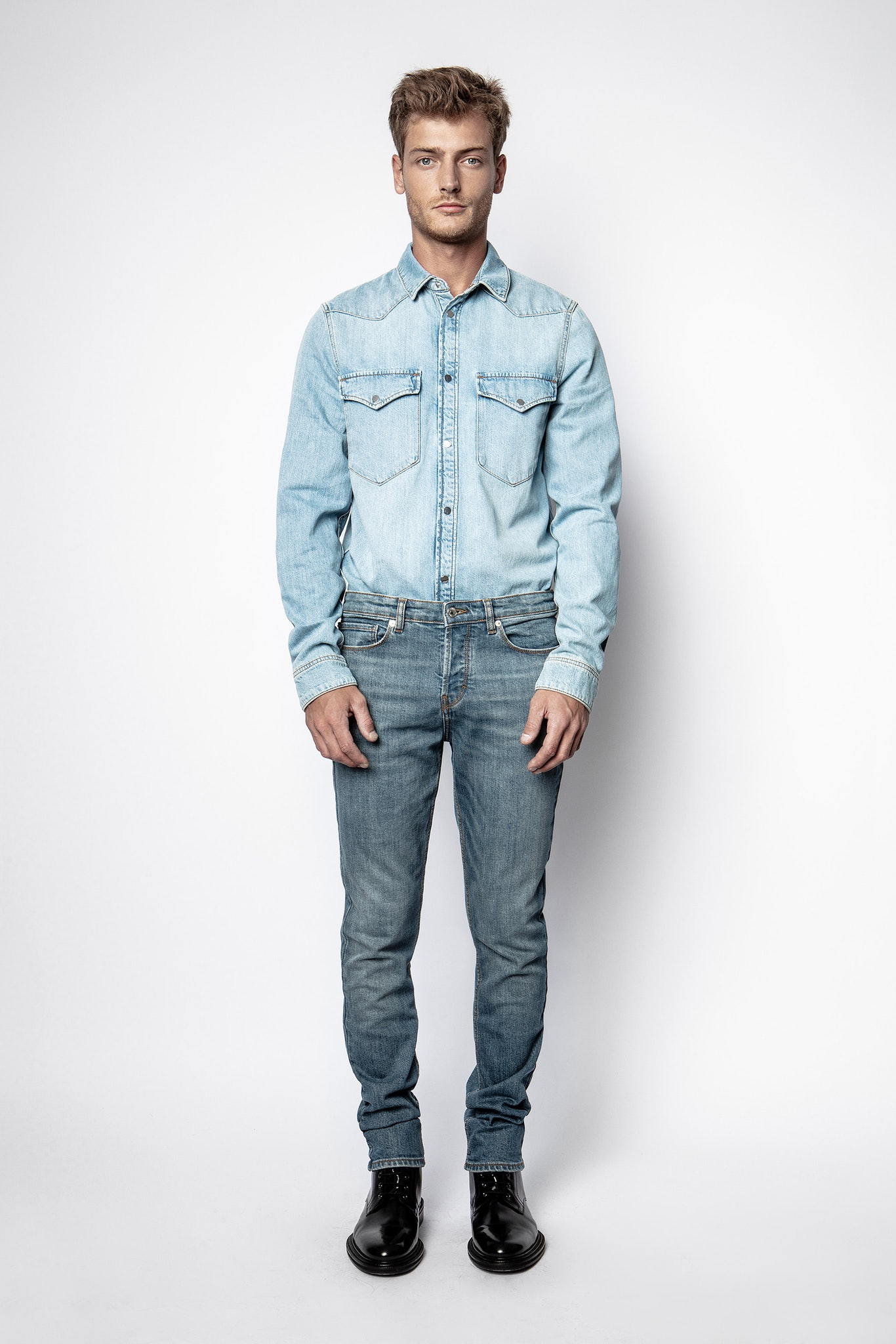 Camisa D-Stan Denim Show