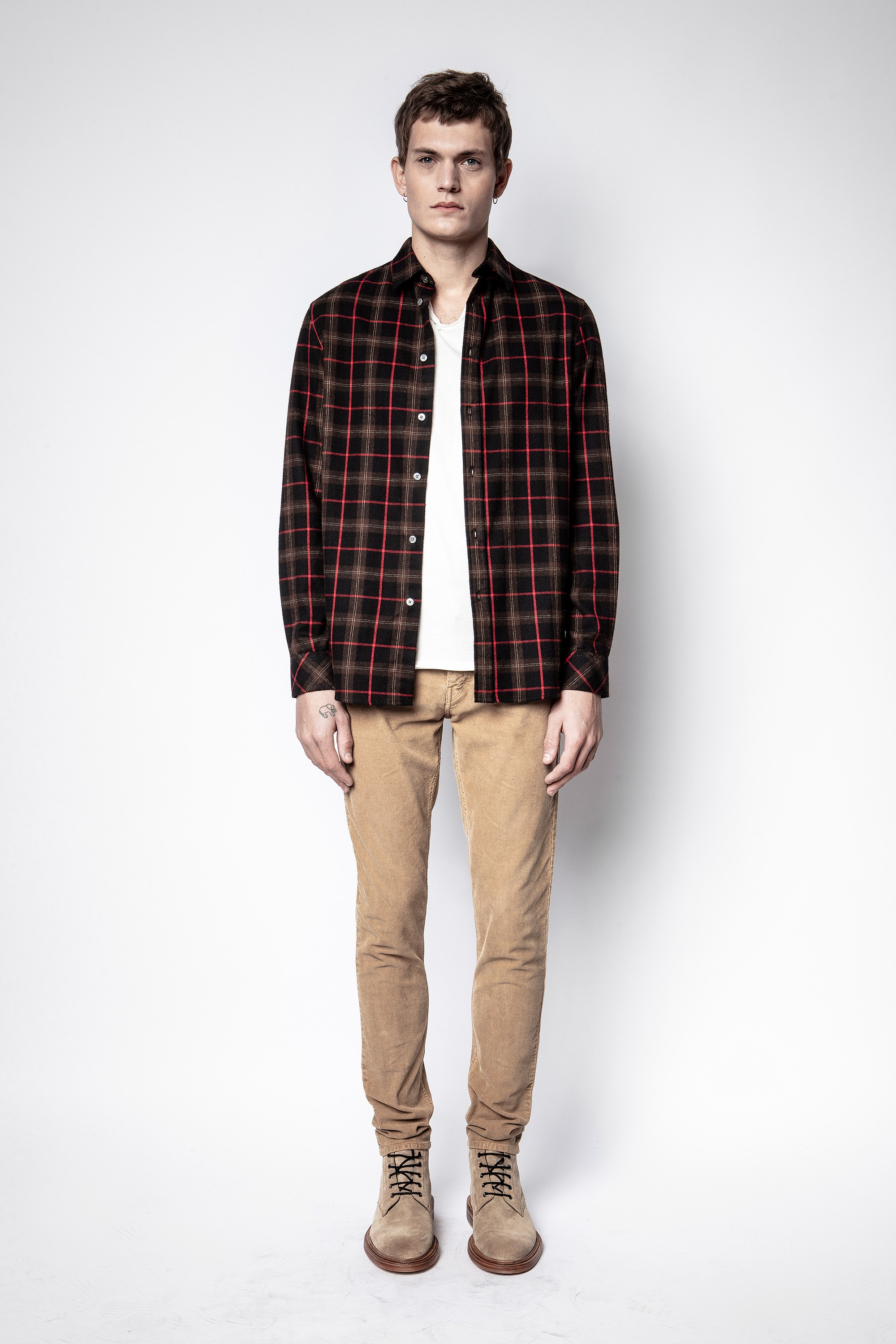 Stan Check Shirt