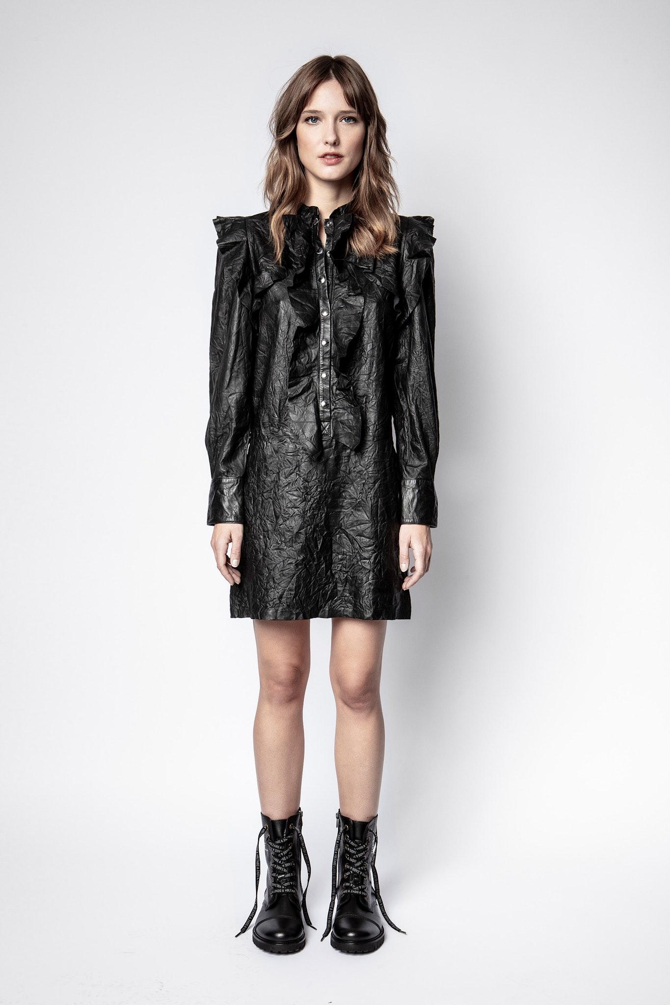 Kleid Ruskies Knitterleder