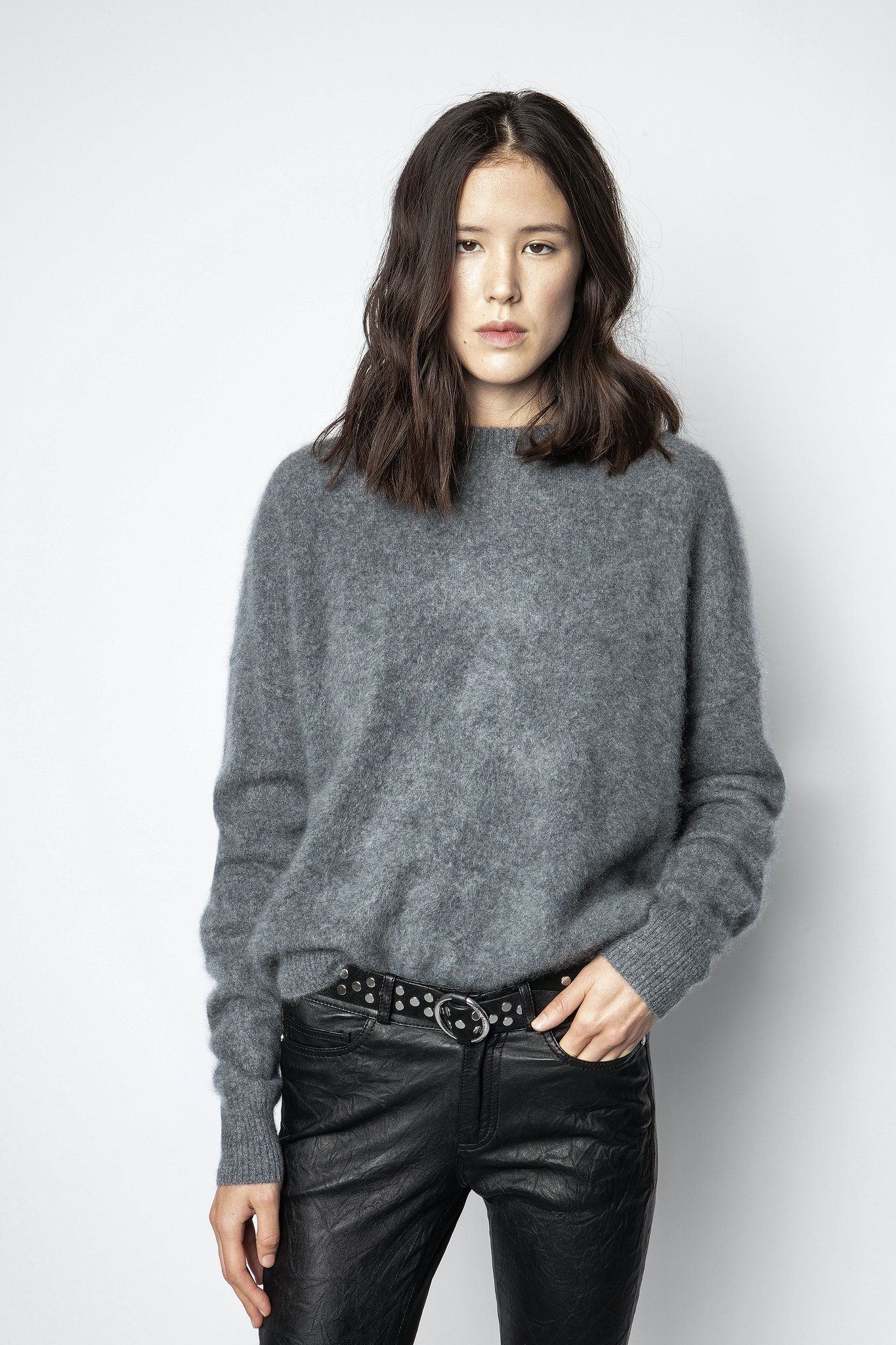 Pull Roby Brushed Cachemire
