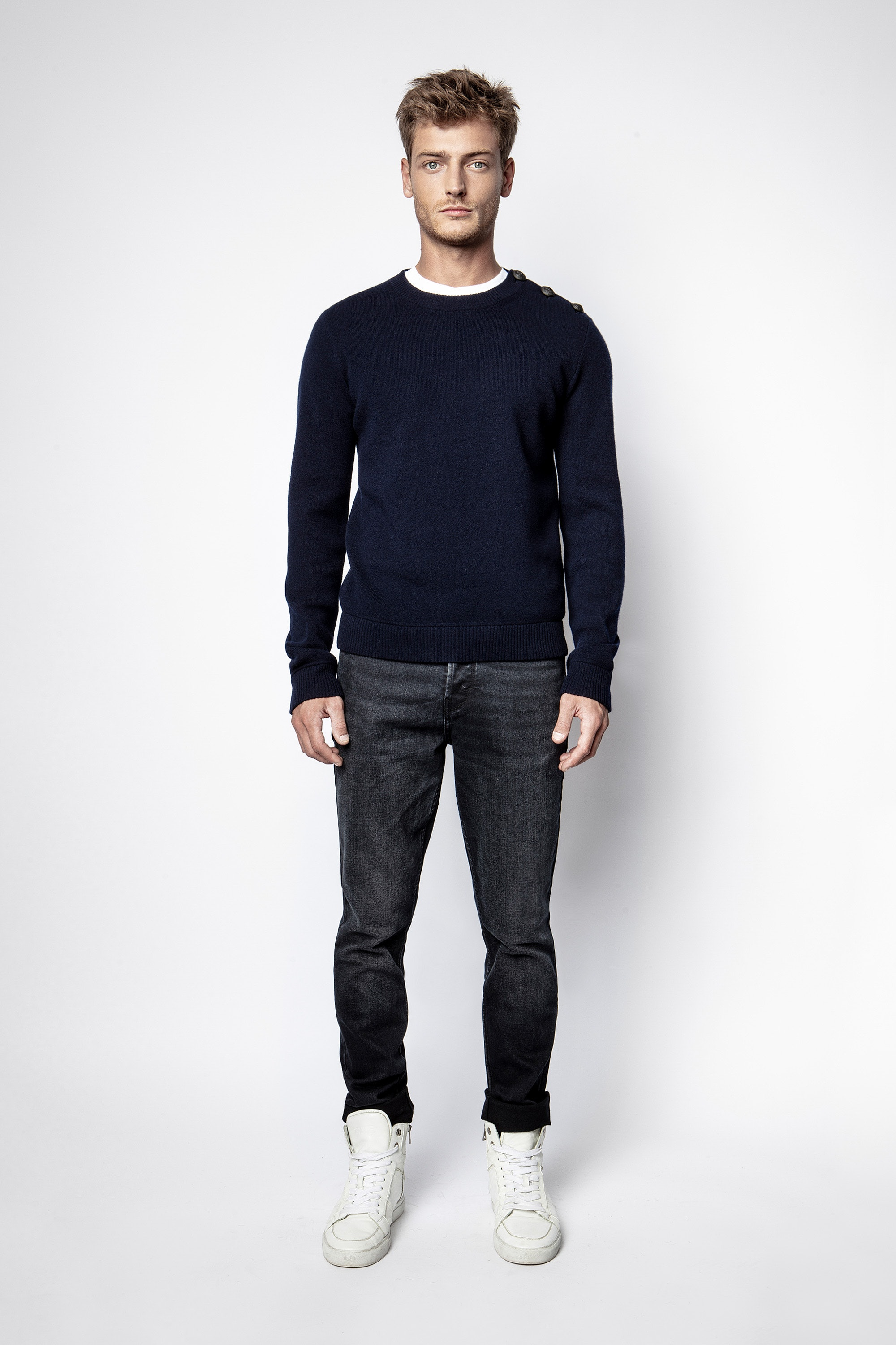 Pullover Marin Smoo