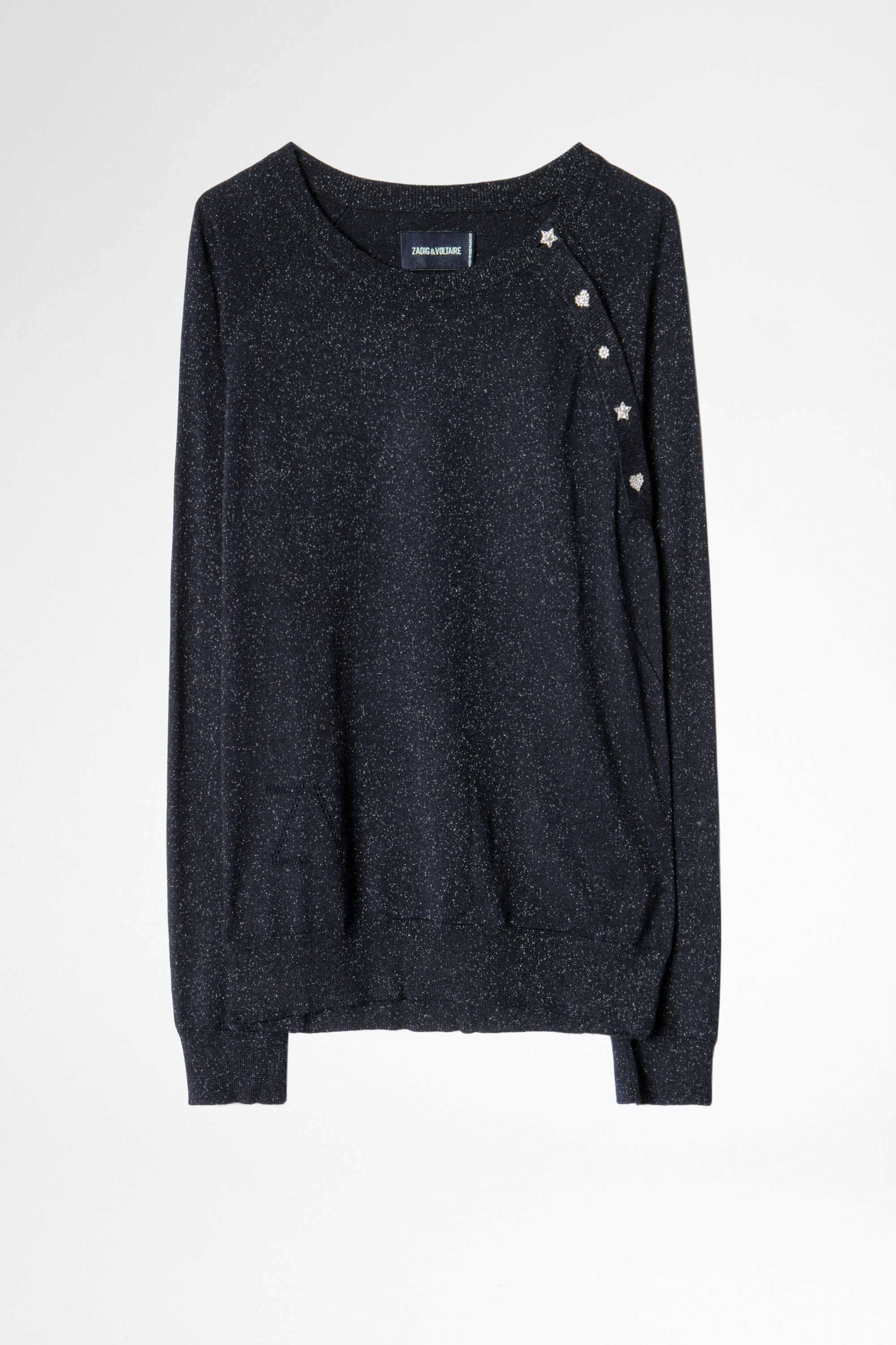 Reglis Lurex Sweater