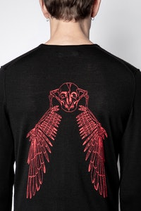 Monastir Eagle Sweater
