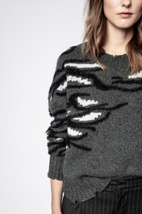Pullover Starry Brod Tiger