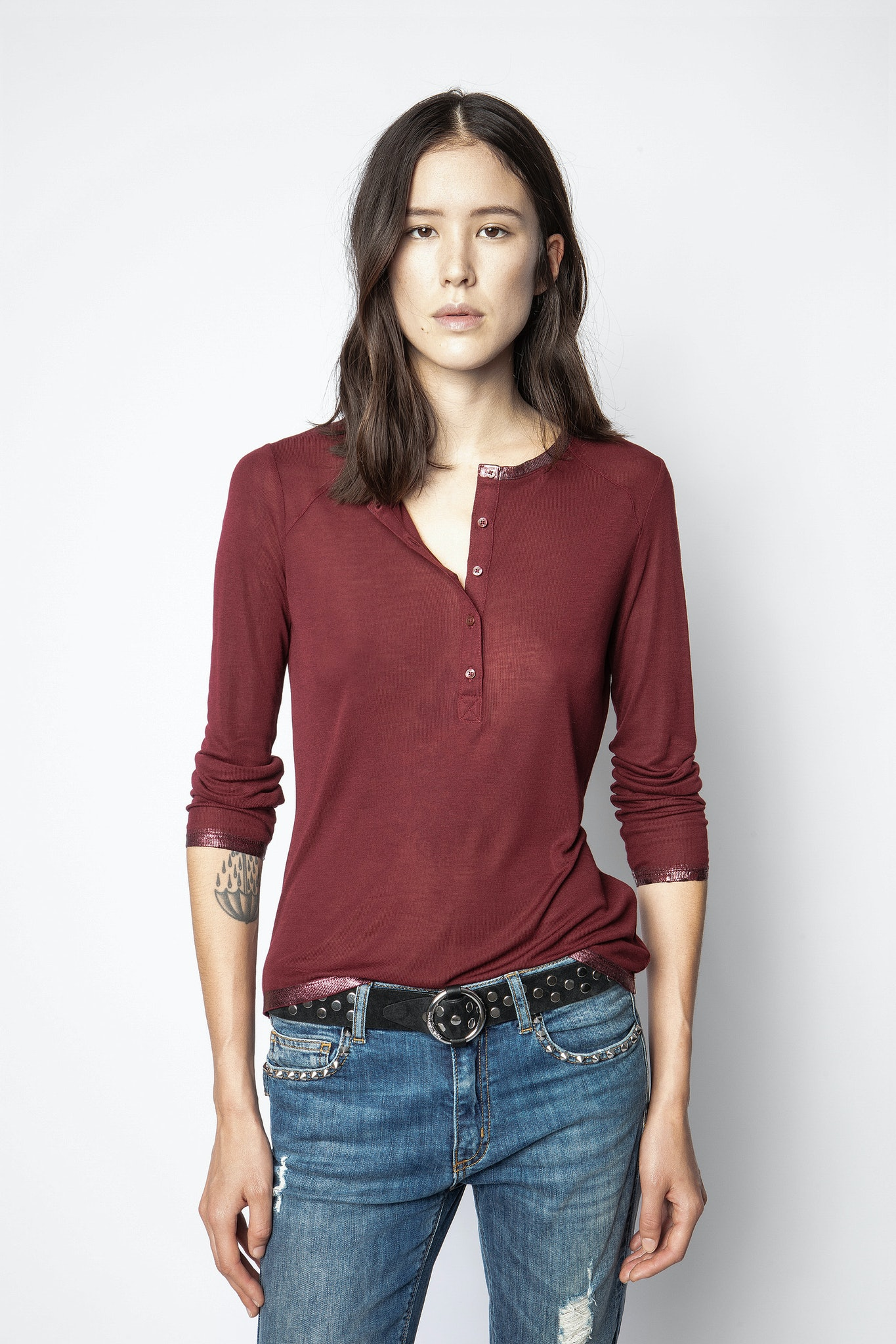 T-Shirt Chlo Foil