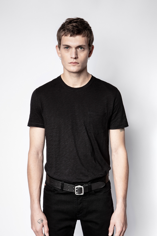 T-Shirt Stockholm Flamme Eagle