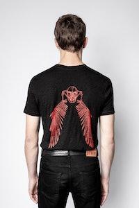 Camiseta Stockholm Flamme Eagle