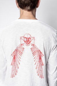 Hector Flamme Eagle T-Shirt