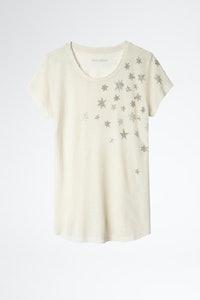Skinny Stars Strass T-Shirt