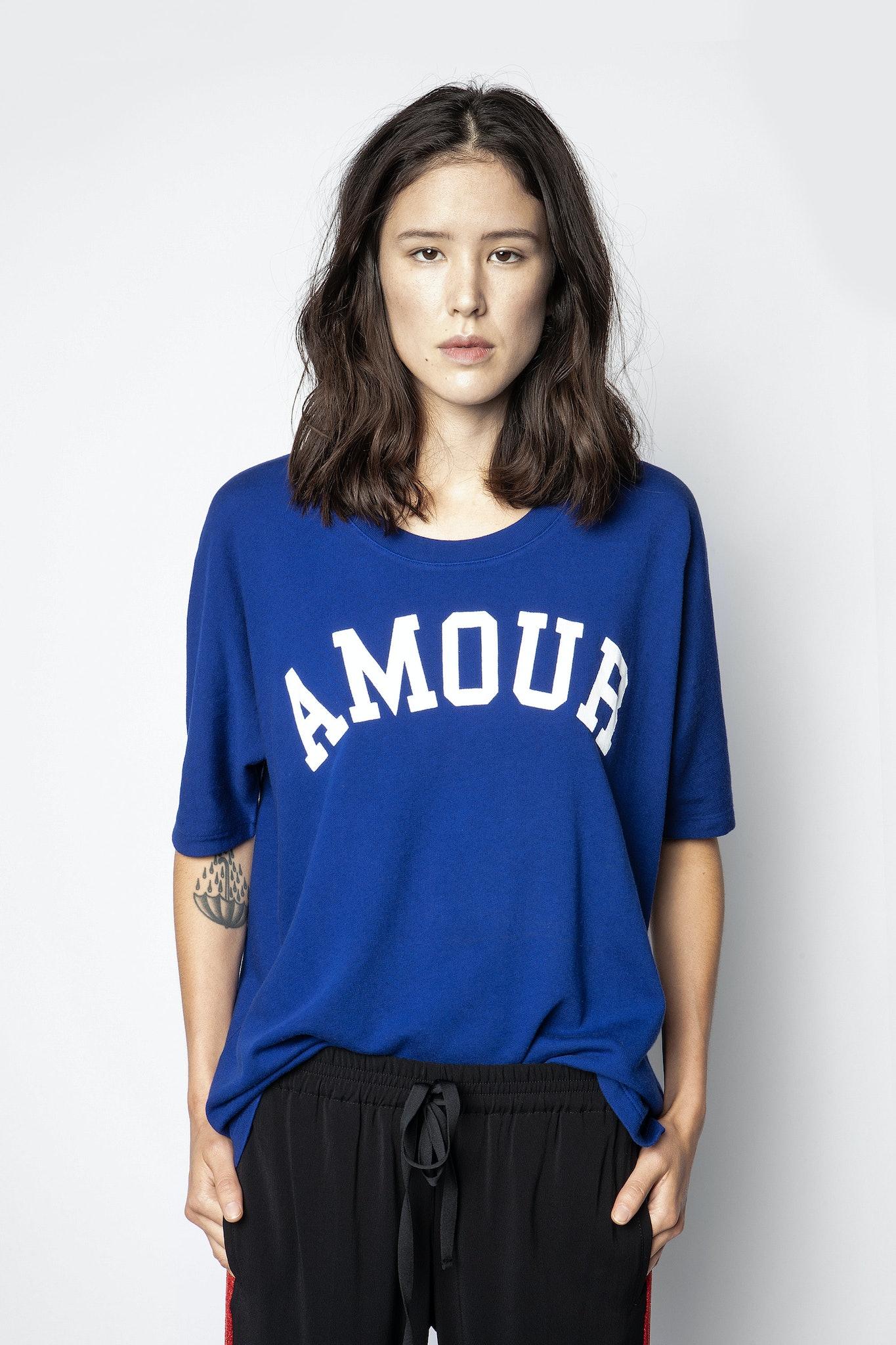 Sweathshirt Portland Amour