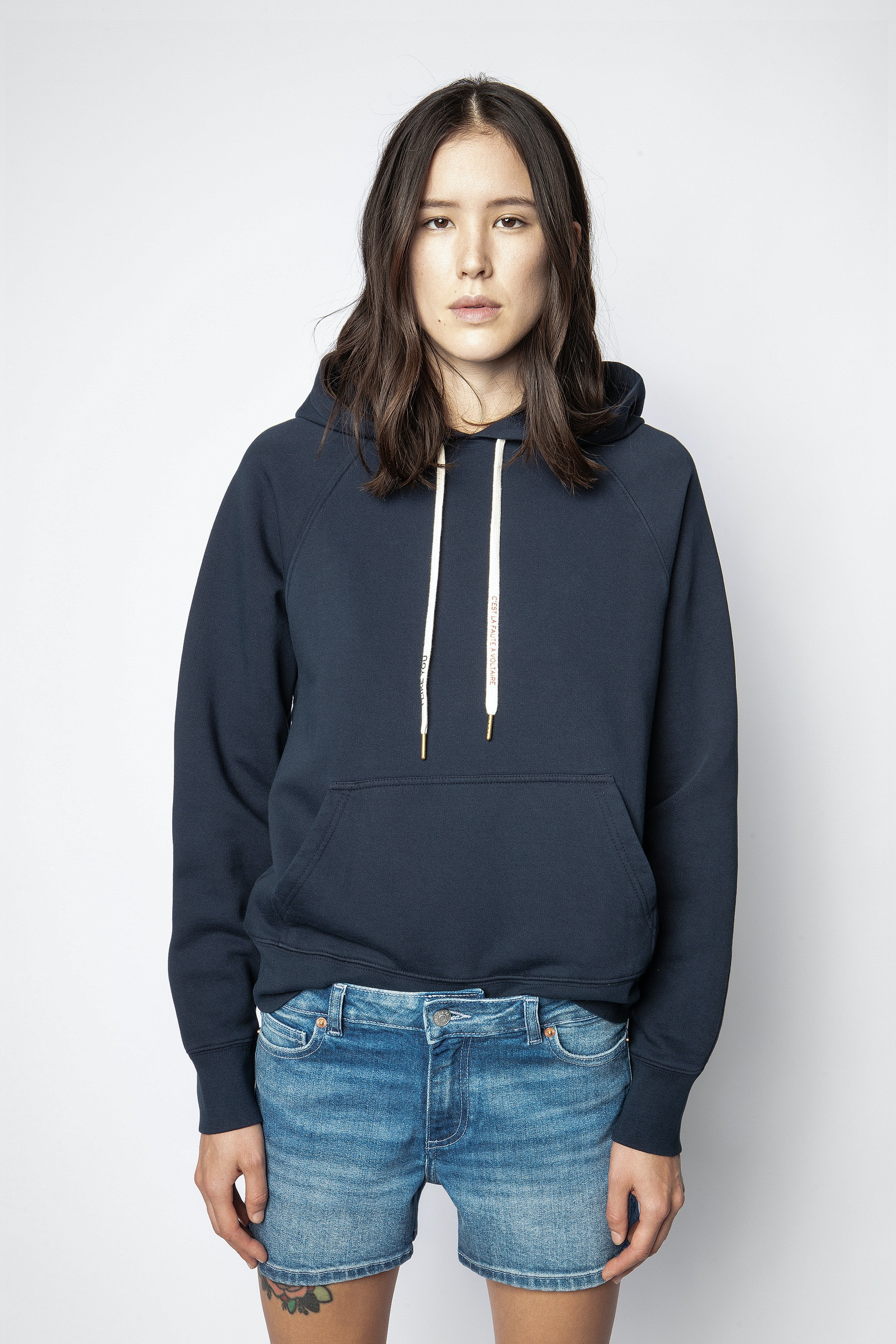 Clipper Girl Power Sweatshirt