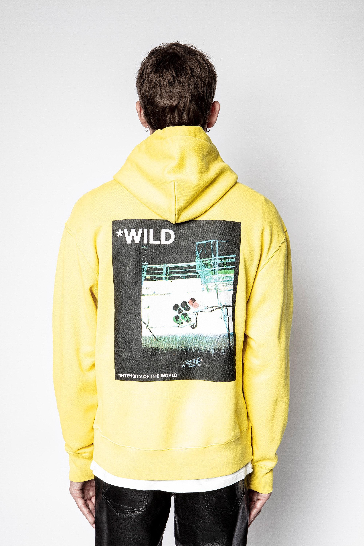 Sweatshirt Sanchi Photoprint Wild