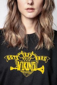 T-Shirt D-Dona Vikings