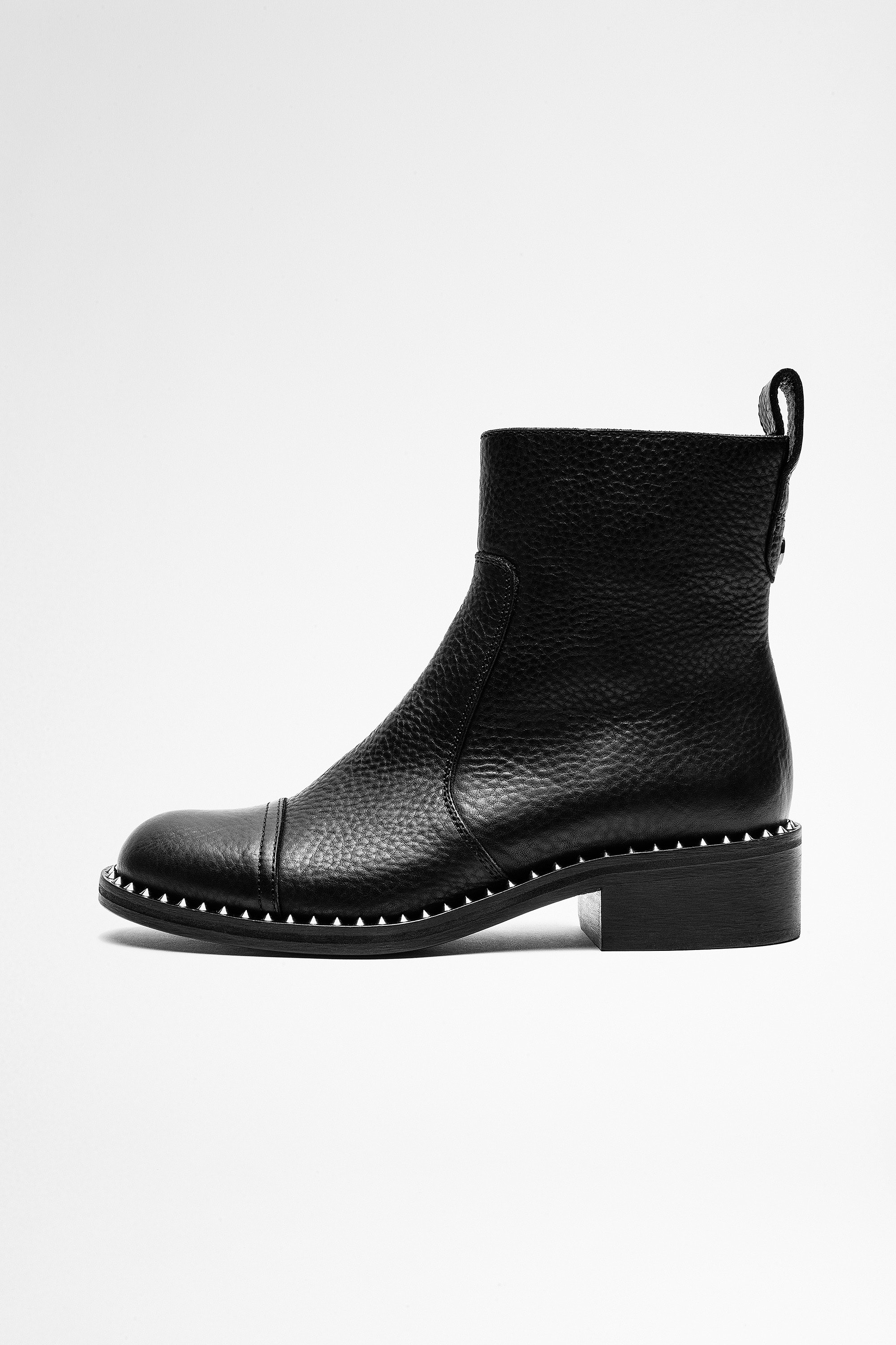 Bottines Empress Clous