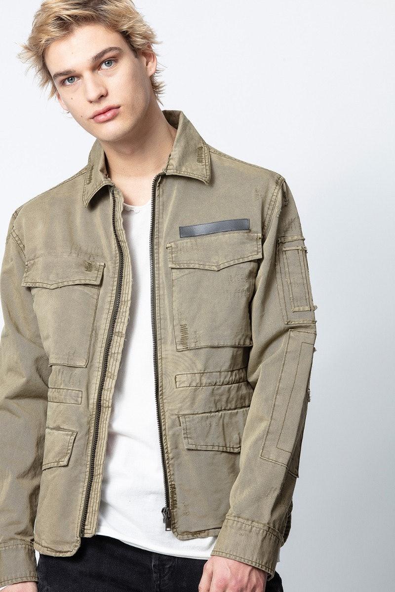 Bart Grunge Jacket