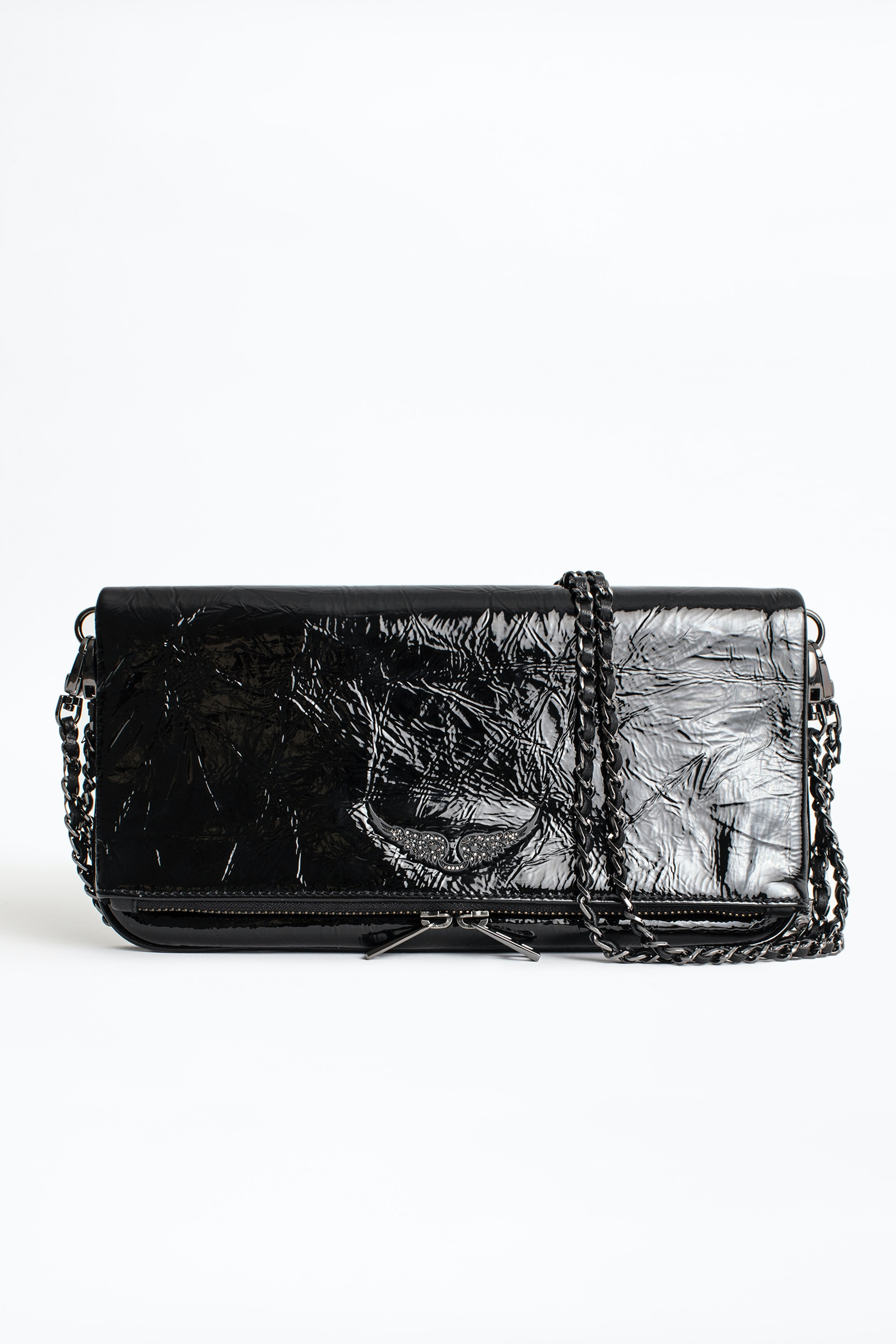 Rock Wrinkle Patent Clutch