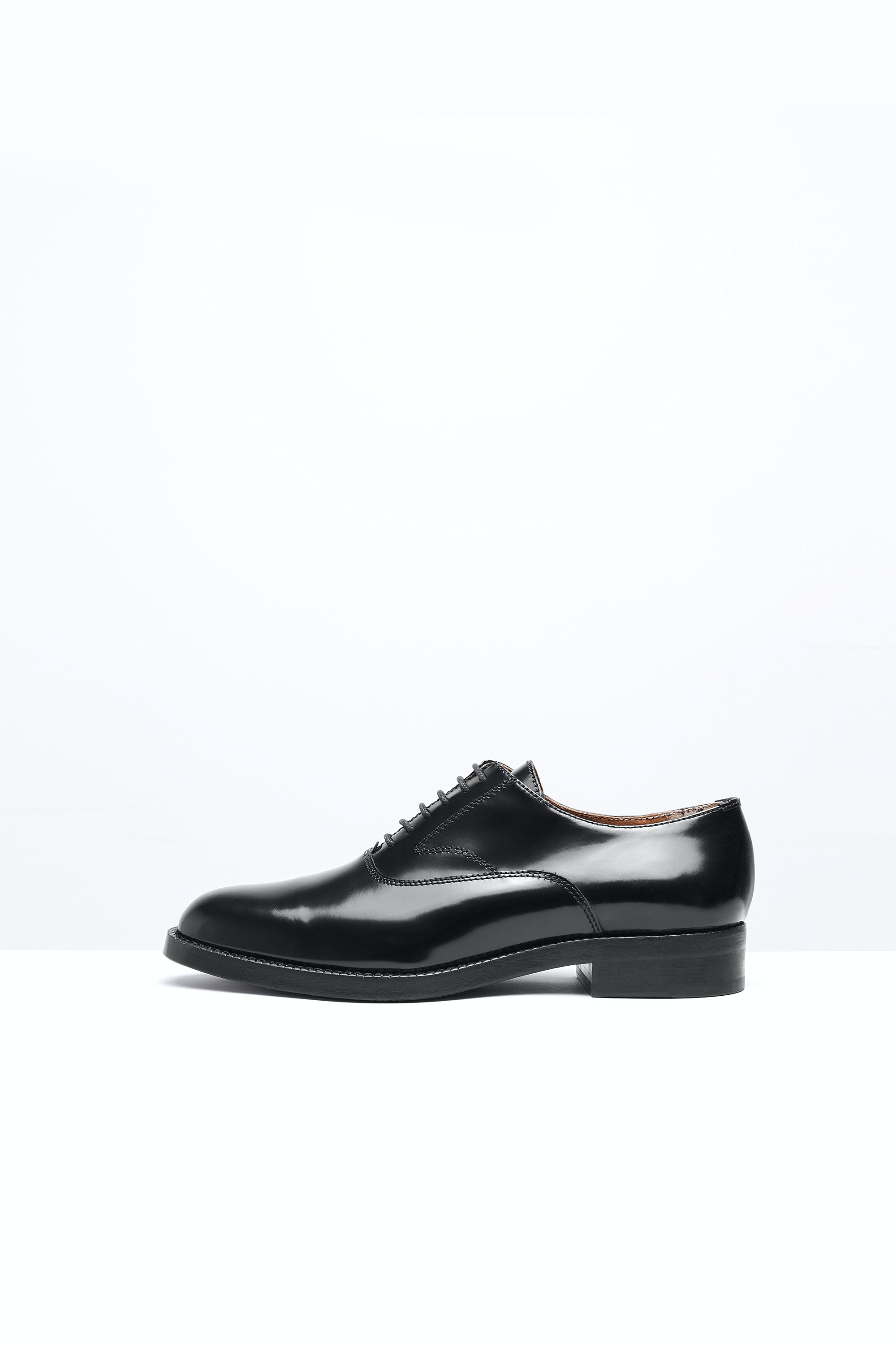 Youth Men's Lace-up Derby Shoes