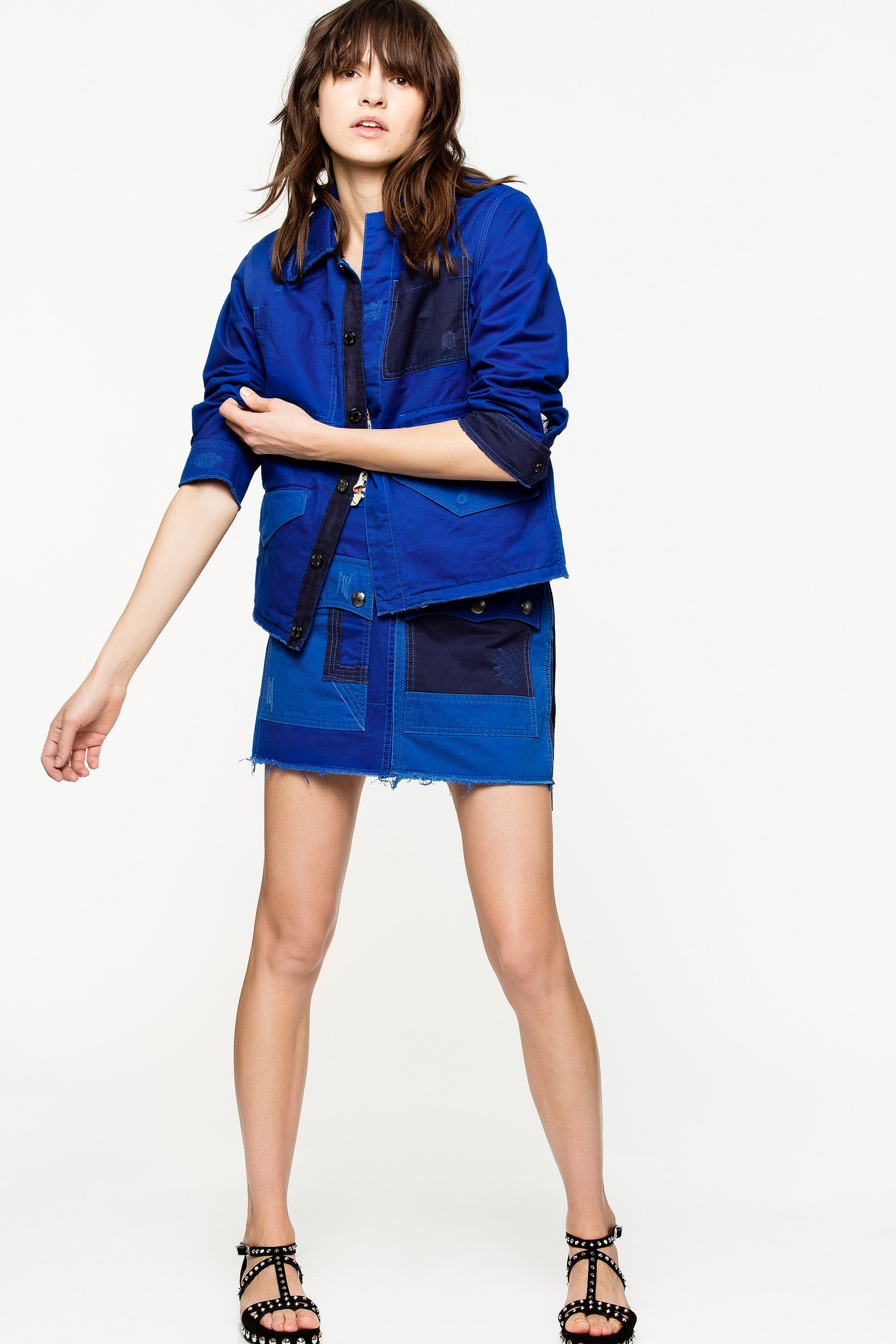 Janis Grunge Skirt
