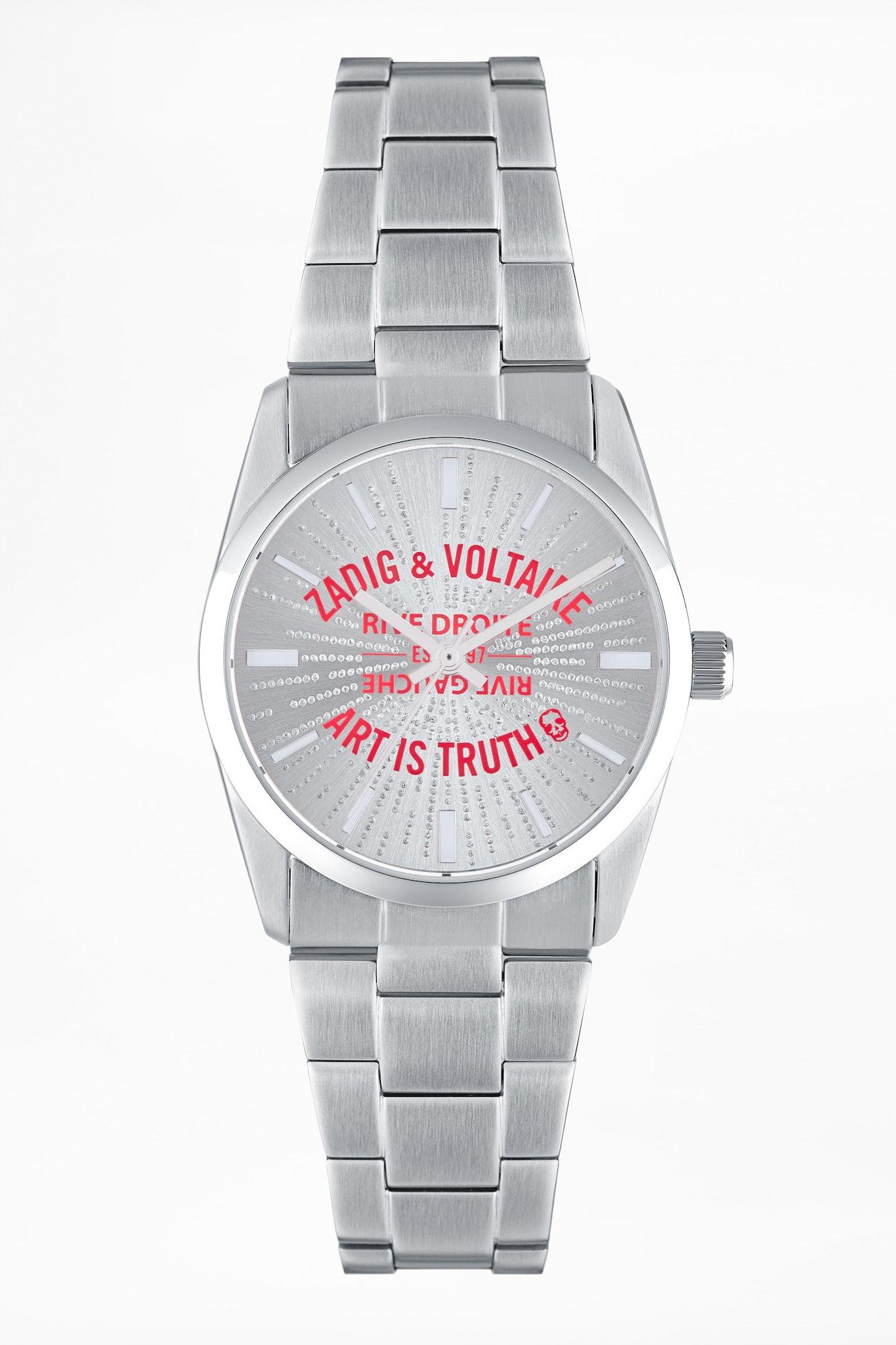 Reloj Timeless Glitter