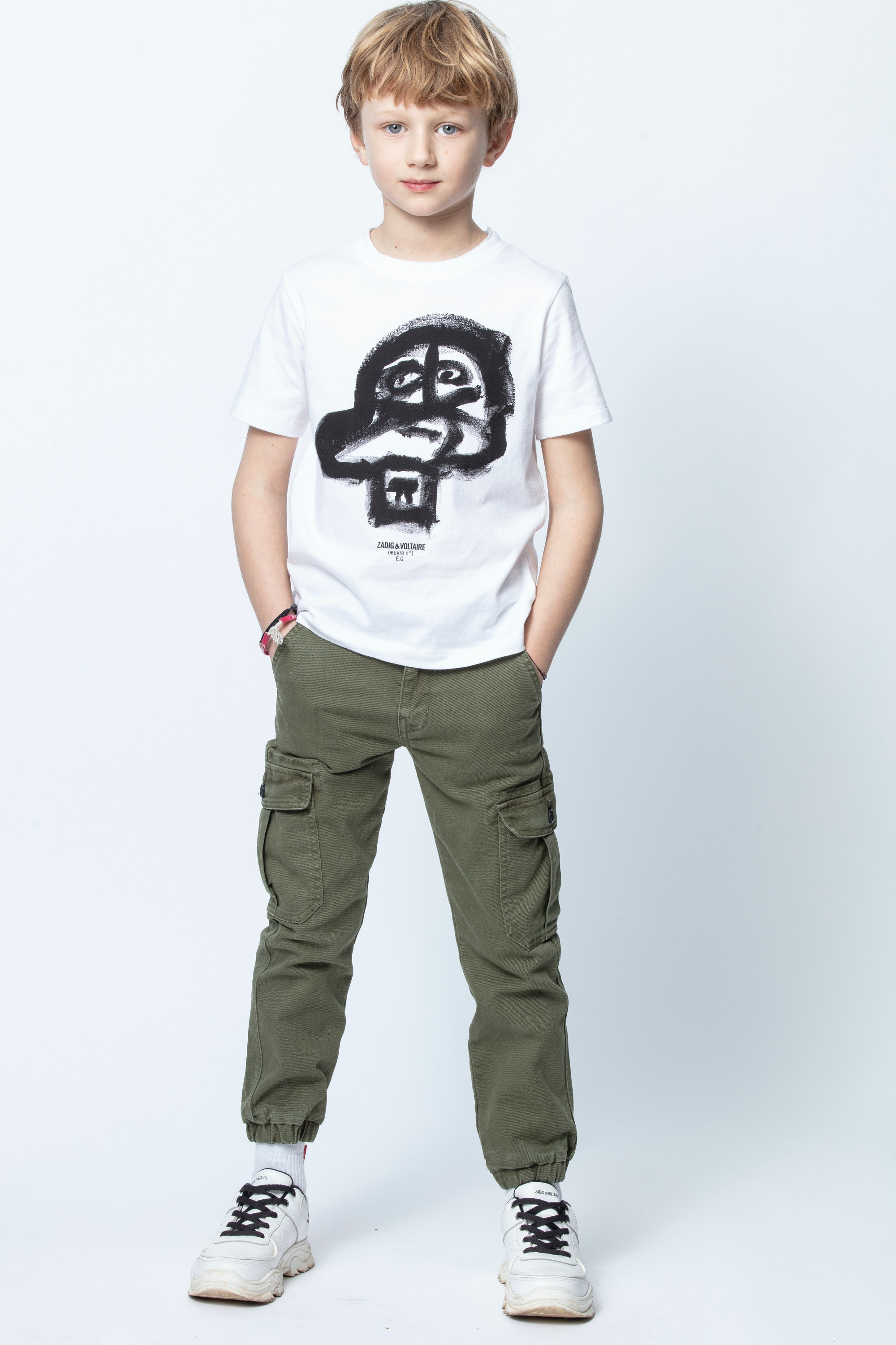 PANTALON DAVID ENFANT