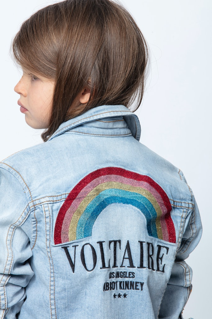 KIDS' ALEX JACKET