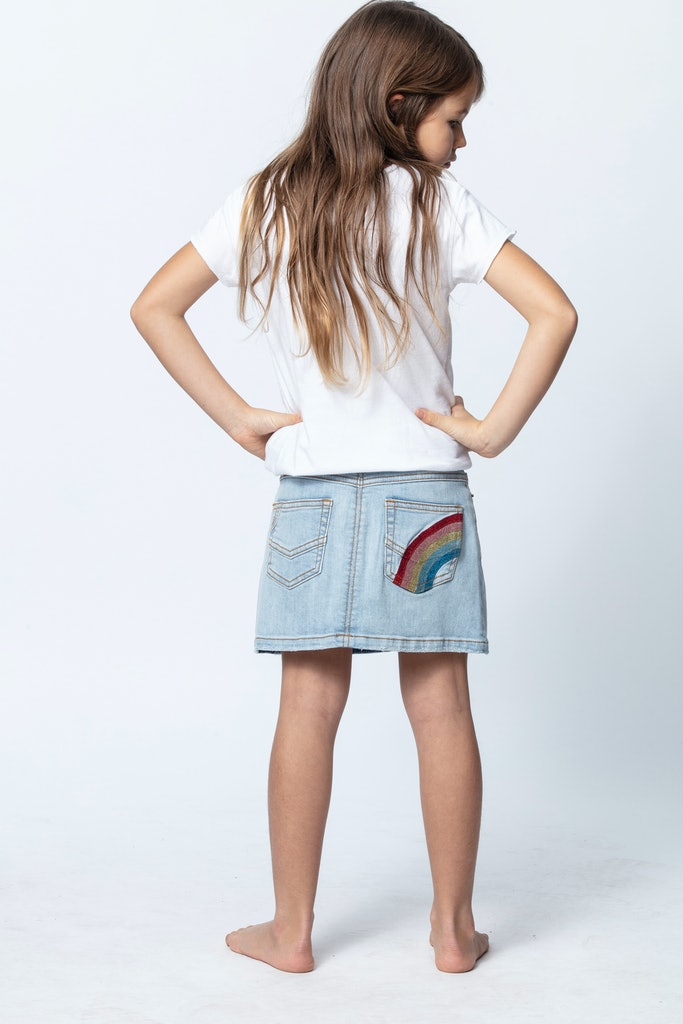KIDS' ANN SKIRT