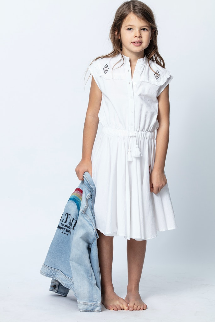 KIDS' RANILA DRESS