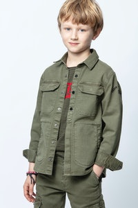 KIDS' KAYAK JACKET