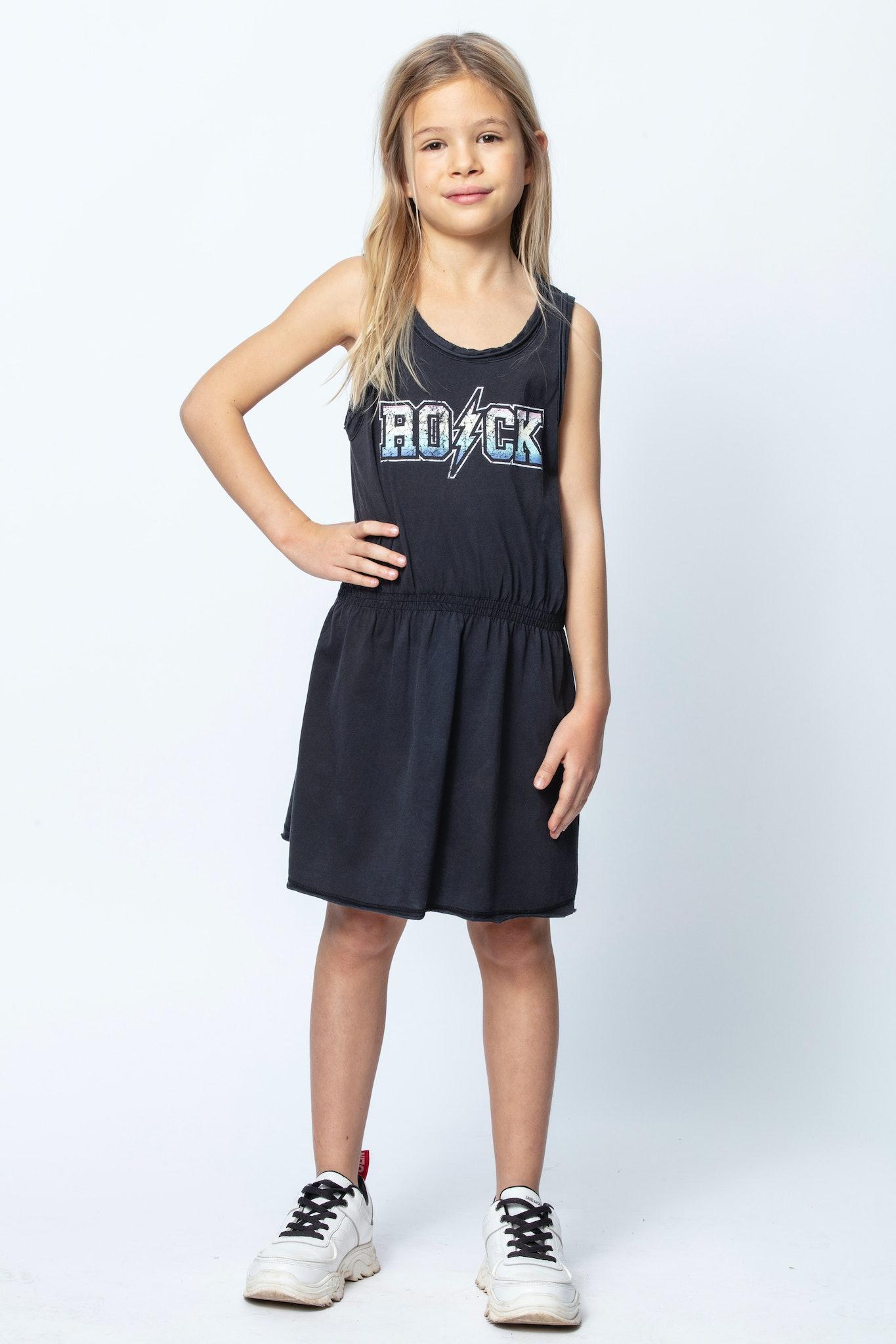 KIDS' HILDANA DRESS