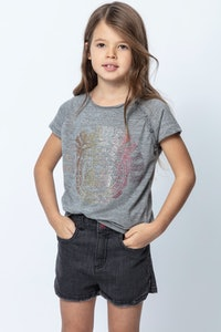 DEVA KINDER-T-SHIRT
