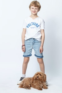 KIDS' BOXER T-SHIRT
