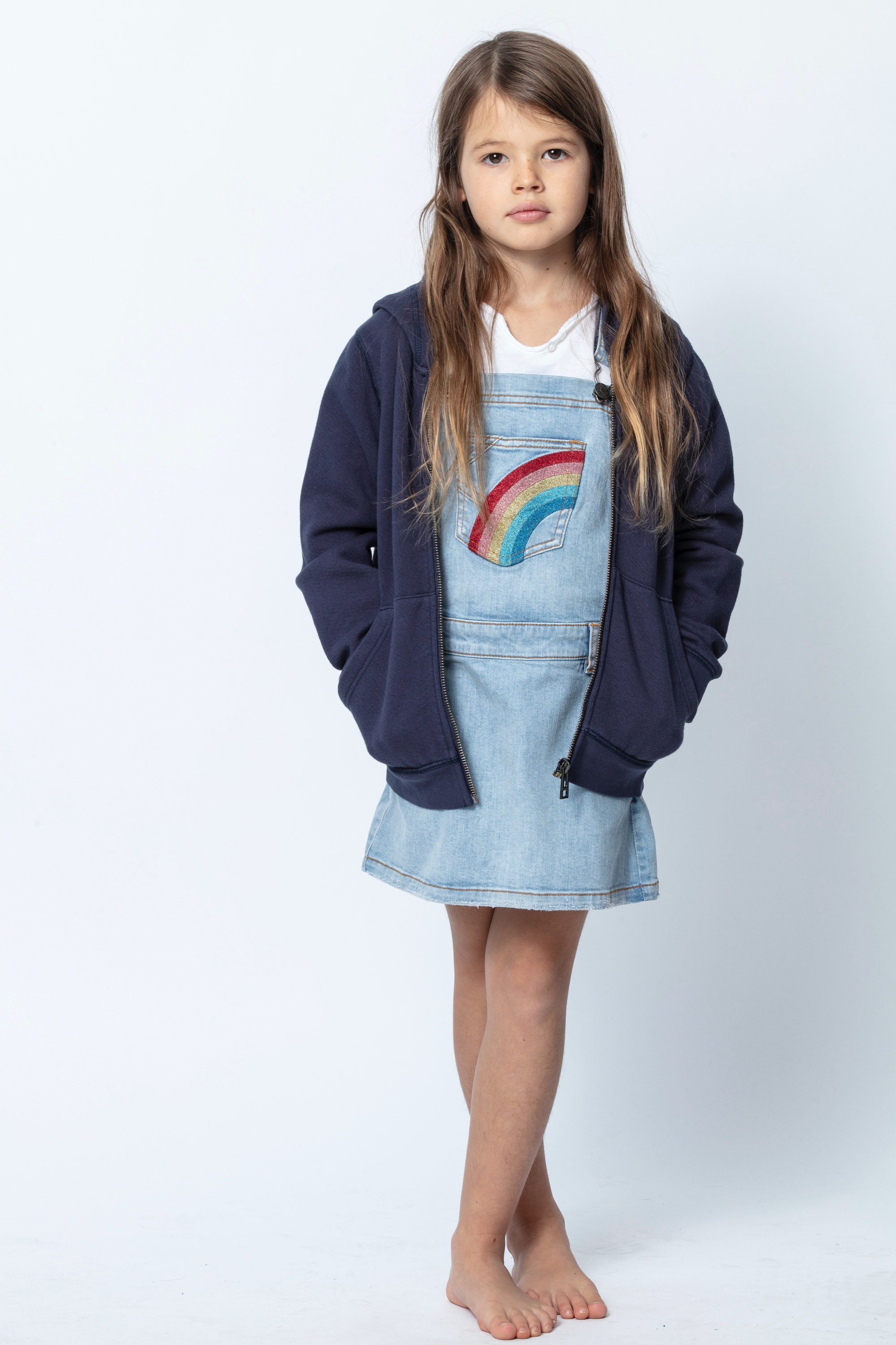 SWEAT-SHIRT LIBERTY ENFANT