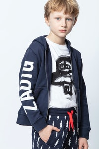 SWEATSHIRT HANK ENFANT