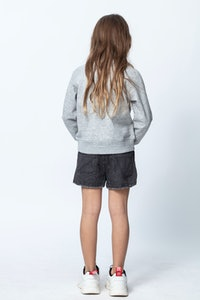KIDS' FAME SWEATSHIRT