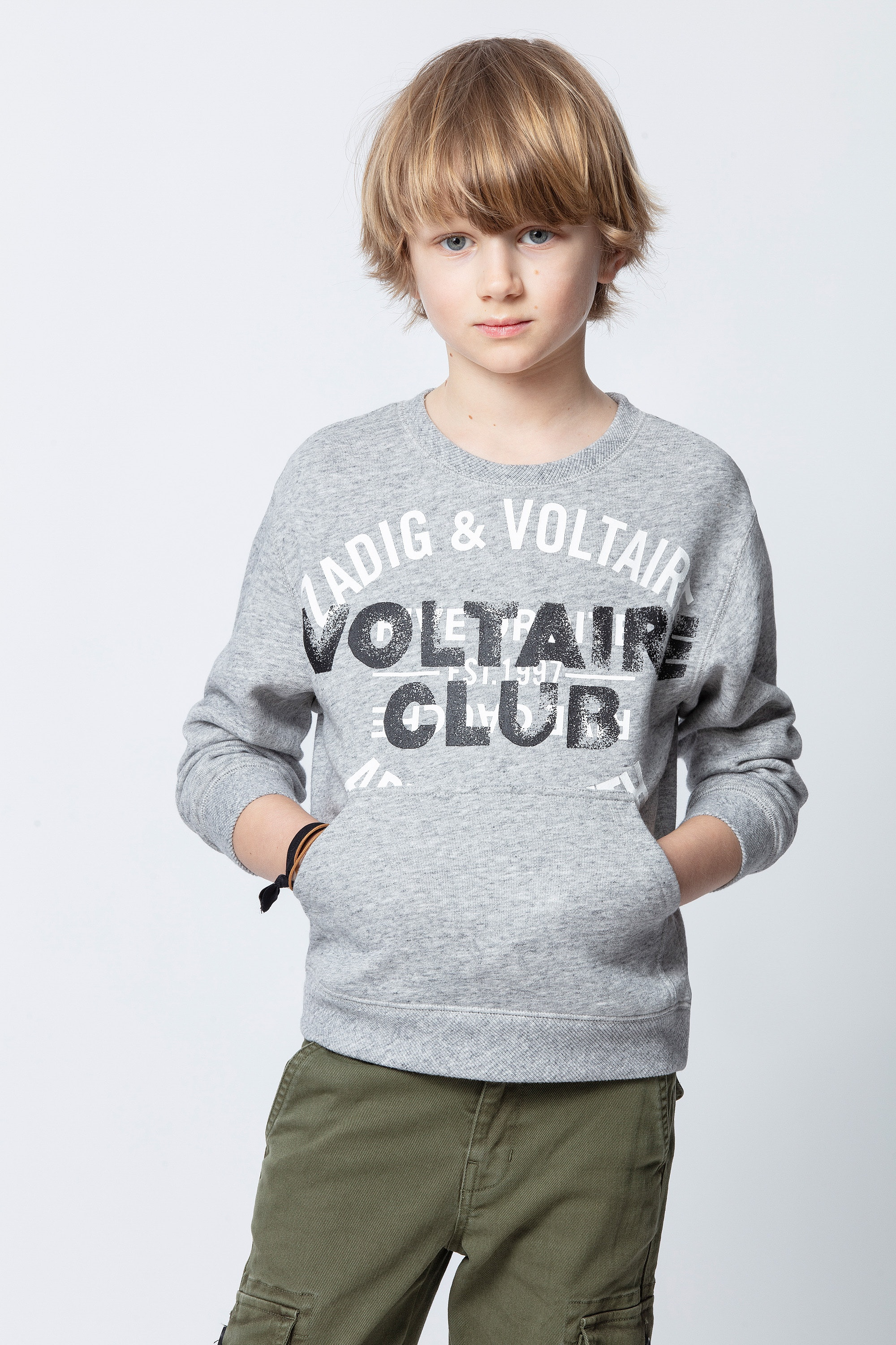 SWEATSHIRT JOE ENFANT
