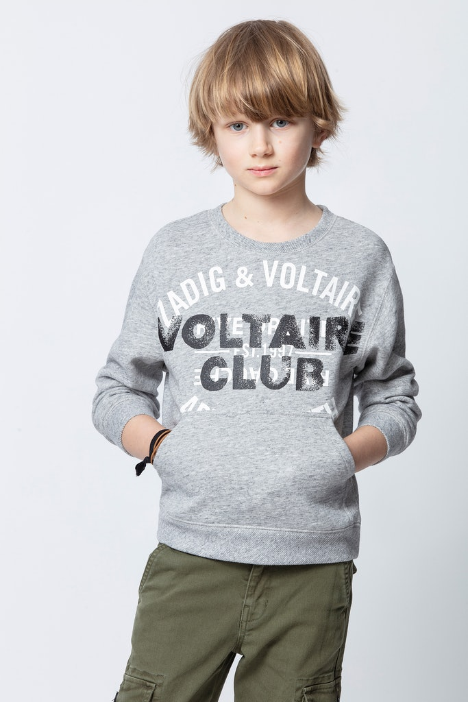 KIDS' JOE SWEATSHIRT