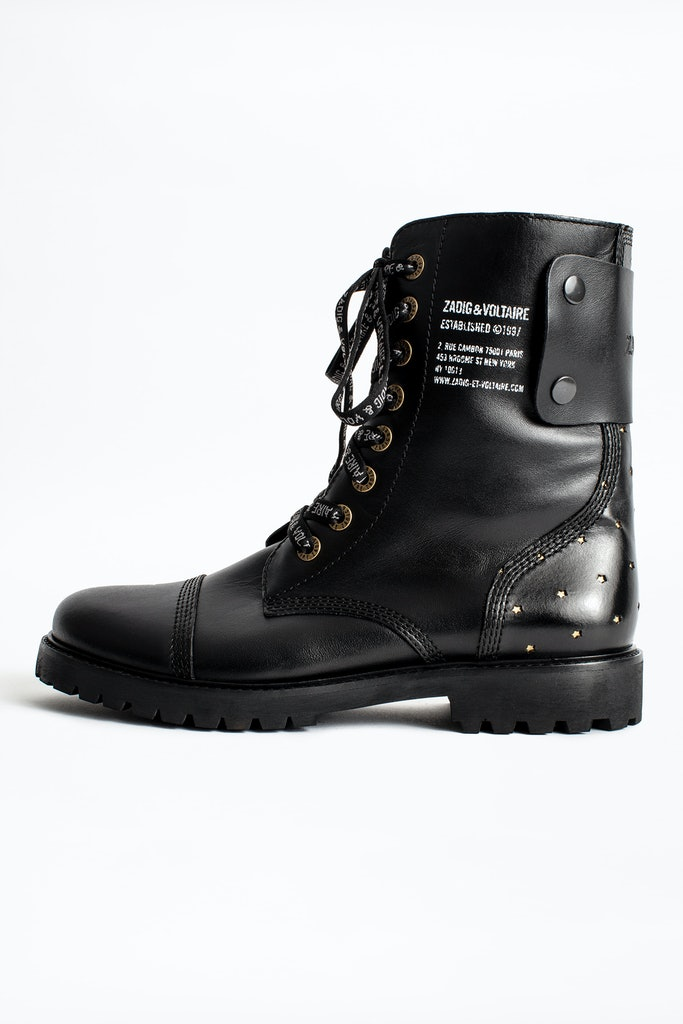 Bottines Joe Stars