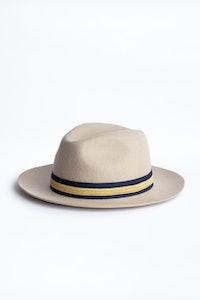 Alabama Gold Ribbon Hat